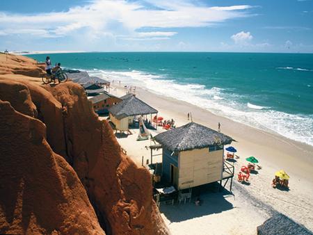 Descanso y otros placeres en las playas de Ceará