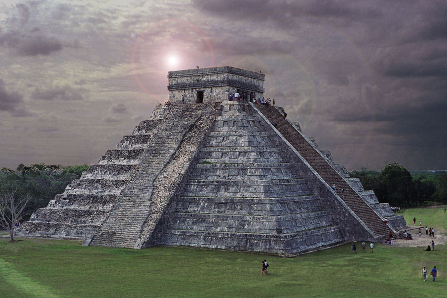 Cómo llegar a Chichén Itzá, Mexico