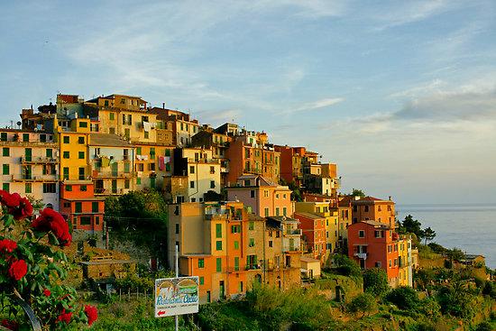 Montañas, playas y cinco tierras italianas