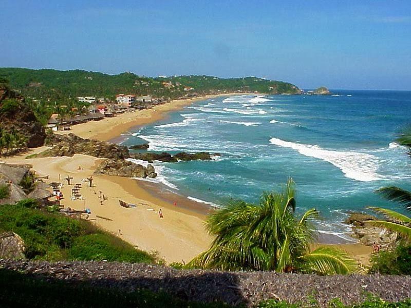 Las playas más peligrosas