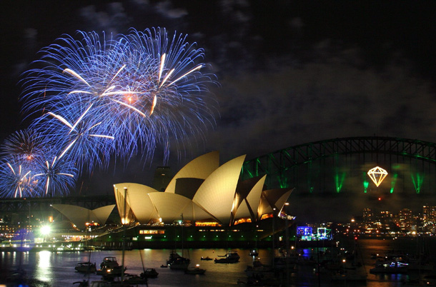TOP10 Los mejores destinos para celebrar Año Nuevo