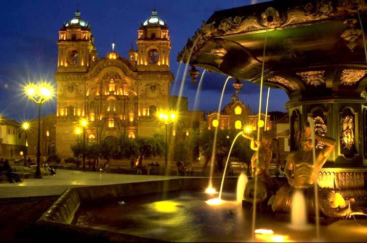 La encantadora ciudad de Cuzco