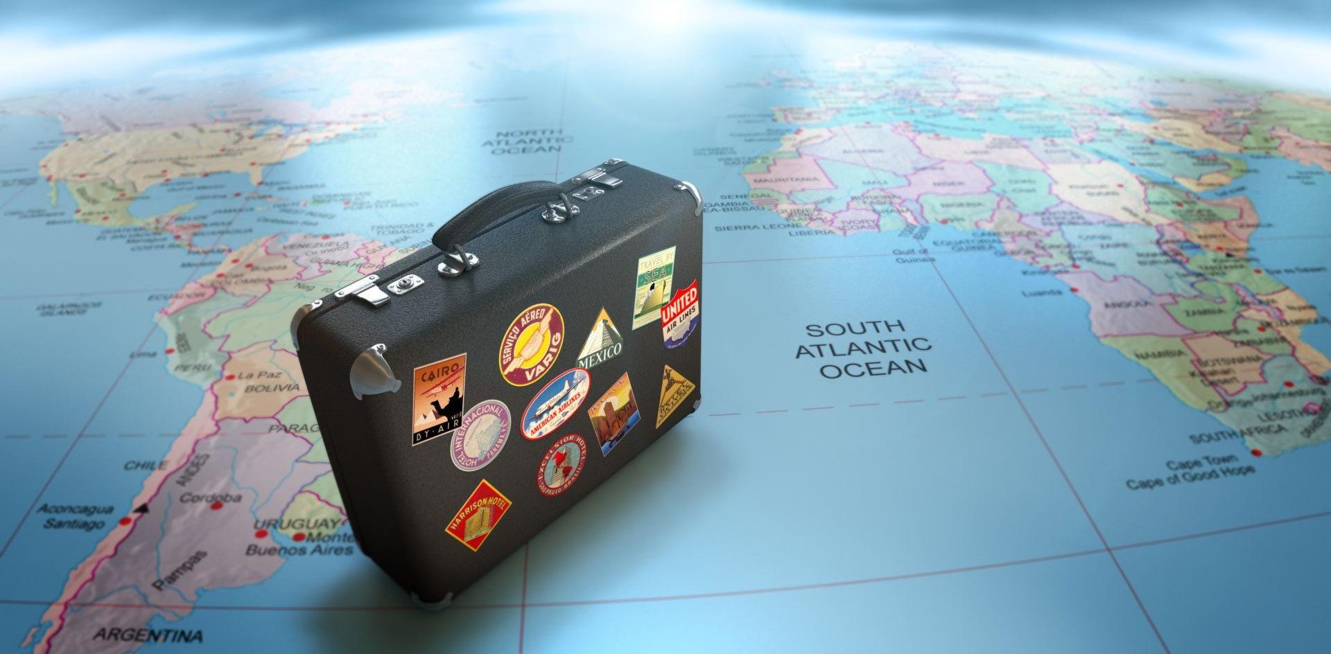 Demuestran que la clave de la felicidad es viajar y no comprar cosas.
