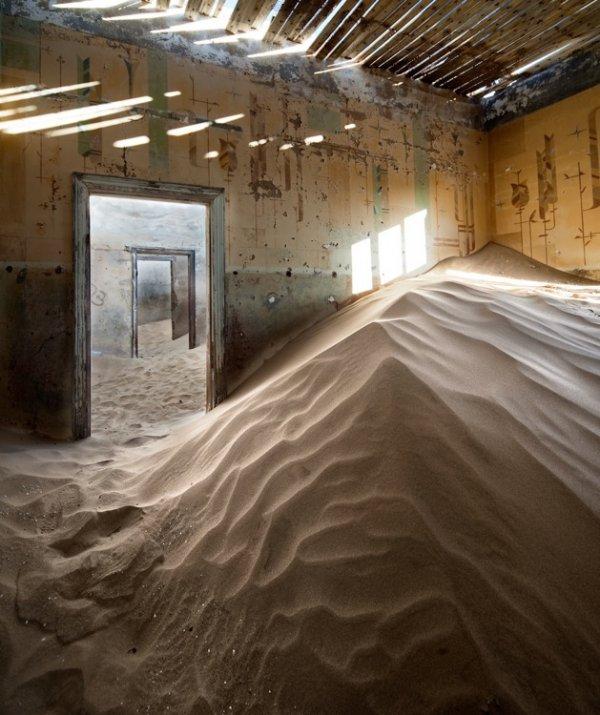 TOP10 Los lugares abandonados más lindos del mundo