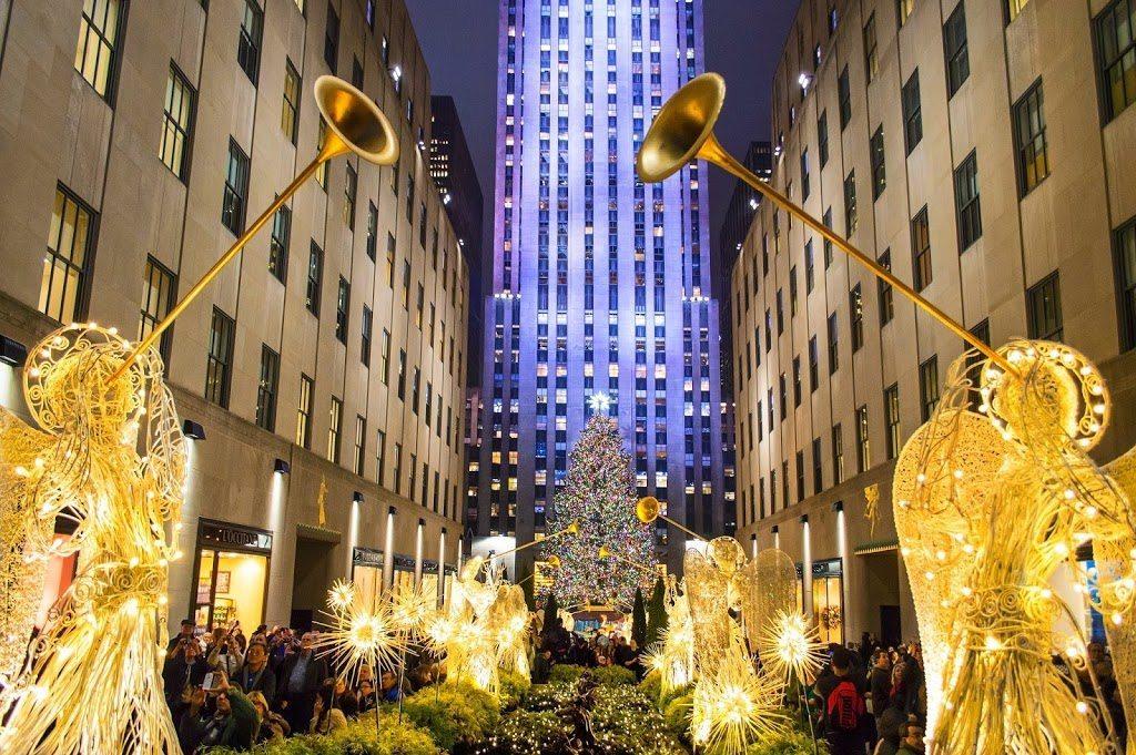 NYC: El Árbol de Navidad Mas famoso